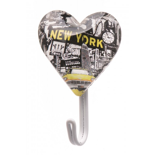 New York City Yellow Taxi Cab Love Hanger