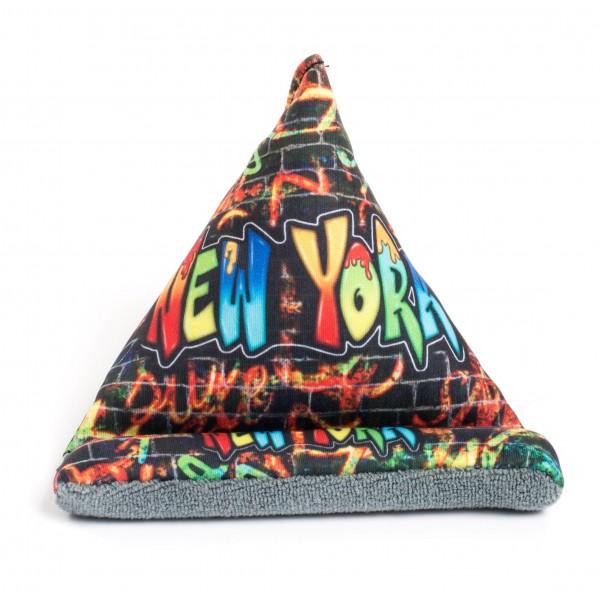 Graffiti New York Phone Pillow Stand
